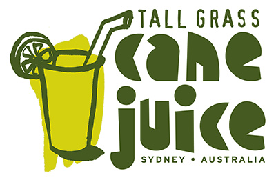 Tall Grass Cane Juice Logo