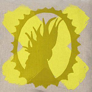 Miss Molly linen cushion design