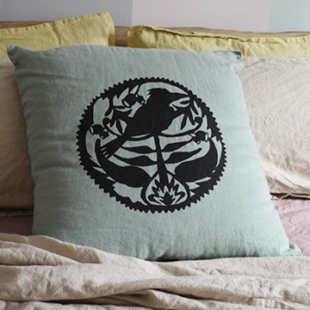 Kookaburra Cushion Design