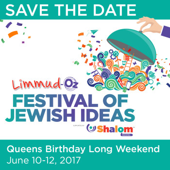 Limmud-Oz Festival of Jewish Ideas