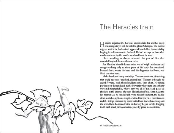 What You Might Find, pages 88 to 89, featuring illustration by Bettina Kaiser