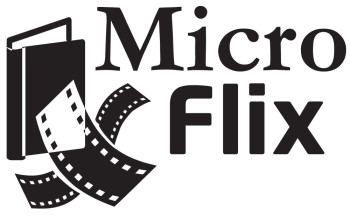 Logo design by BKAD for Microflix
