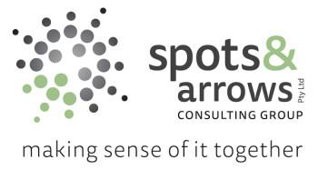 Spots & Arrows