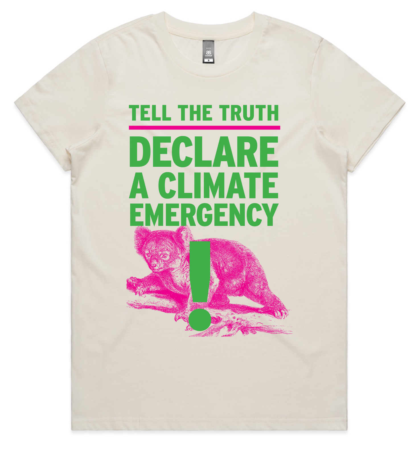 Tel The Truth - Declare a Climate Emergency