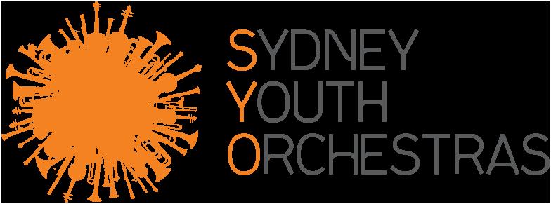 Sydney Youth Orchestras Logo