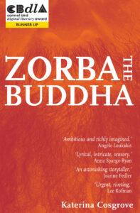 Cover design for Zorba the Buddha