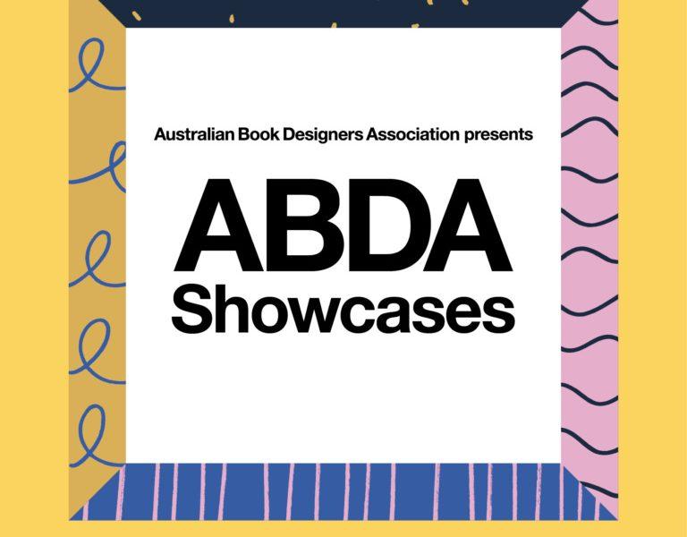 Showcase at Australian Book Designers Association